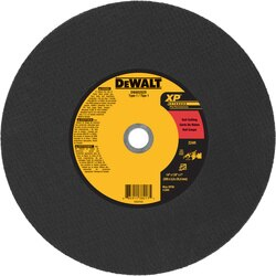 DEWALT - 14 x 18 x 1 XP High Speed Cutting Wheel - DW8020ZR