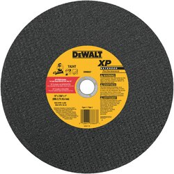 DEWALT - 12 x 764 x 1 XP metal stud cutting wheel - DW8057