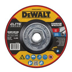 DEWALT - XP Ceramic Combo Wheel - DW8905COMBOH