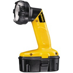 DEWALT - 18V Cordless Pivoting Head Flashlight - DW908