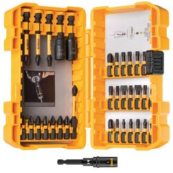 DEWALT - 30Pc IMPACT READY Screwdriving Set - DWA2FTS30IR