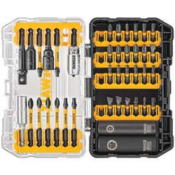 DEWALT - FlexTorq IMPACT READY Screwdriving Bit Sets with ToughCase System - DWA2NGFT40IR