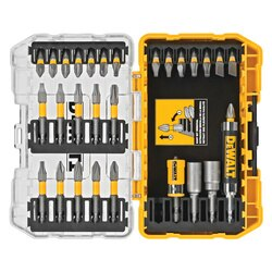 DEWALT - 30pc Screw Lock Set with Sleeve - DWA2SLS30