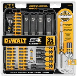 DEWALT - 35Pc IMPACT READY Screwdriving Set - DWA2T35IR