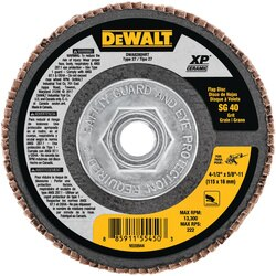 DEWALT - XP Ceramic Ultra Performance Jumbo Flap Disc - DWA8280HRT