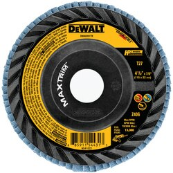 DEWALT - HP MAXTRIM Trimmable Backer Flap Disc - DWA8351TR