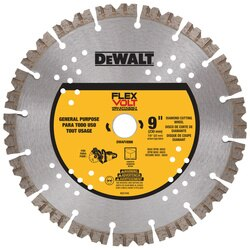 DEWALT - FLEXVOLT Diamond Cutting Wheel - DWAFV8900