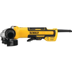 DEWALT - 5 in Brushless Paddle Switch Small Angle Grinder with Kickback Brake - DWE43214
