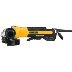 DEWALT - 5 in  6 in Brushless Paddle Switch Small Angle Grinder with Kickback Brake No Lock - DWE43244N