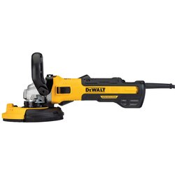 DEWALT - 5 in Brushless Surfacing Grinder Kit with Kickback Brake - DWE46253