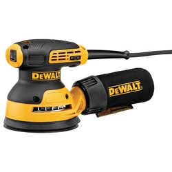 DEWALT - 5 in VariableSpeed Random Orbit Sander - DWE6423