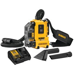 DEWALT - 20V MAX Brushless Universal Dust Extractor Kit - DWH161D1