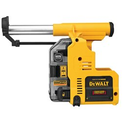 DEWALT - Onboard Dust Extractor for 1 in SDS Plus Hammers - DWH303DH