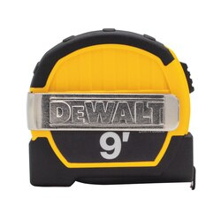 DEWALT - 9 ft Magnetic Pocket Tape Measure - DWHT33028