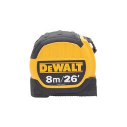 DEWALT - 8M26 ft Tape Measure - DWHT36027