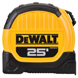 DEWALT - 25 ft Tape Measure - DWHT36107