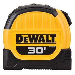 DEWALT - 30 ft Tape Measure - DWHT36109