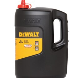 DEWALT - 5 lbs Chalk  Red - DWHT47059