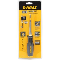 DEWALT - MAX FIT 6in1 Multibit screwdriver - DWHT66569