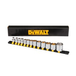 DEWALT - 13 Piece 38 in Drive Socket Set - DWMT19245