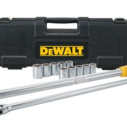DEWALT - 12 pc Torque Wrench Set - DWMT45012