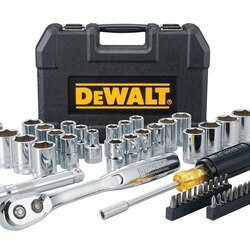 DEWALT - 49 pc Mechanics Tool Set - DWMT45049