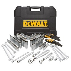 DEWALT - 118 pc Mechanics Tool Set - DWMT72163