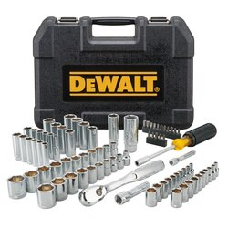 DEWALT - 84 Piece Mechanics Tool Set - DWMT81531