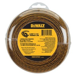 DEWALT - DEWALT 144ft Spool 0095in Trimmer Line - DWO1DT915