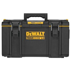 DEWALT - TOUGHSYSTEM 20 LARGE TOOLBOX - DWST08300