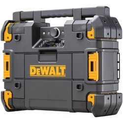 DEWALT - TSTAK Portable Bluetooth Radio  Charger - DWST17510