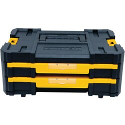 DEWALT - TSTAK IV  Double Shallow Drawers - DWST17804