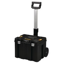 DEWALT - TSTAK Mobile Storage Deep Box on Wheels - DWST17820
