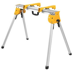 DEWALT - Heavy Duty Work Stand with Miter Saw Mounting Brackets - DWX725B