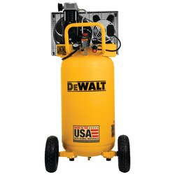 DEWALT - 25 gal 200 PSI Oil Lubed Belt Drive Portable Vertical Electric Air Compressor - DXCM251