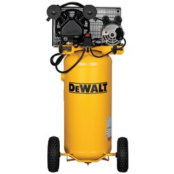 DEWALT - 20 Gal 155 PSI Single Stage Portable Electric Air Compressor - DXCMLA1682066