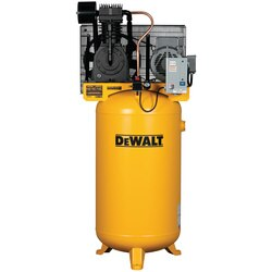 DEWALT - 80 Gal 75HP 175 PSI 2Stage Stationary Electric Air Compressor - DXCMV7518075