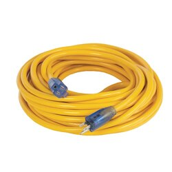 DEWALT - 100 ft 123 Lighted CGM Extension Cord - DXEC17443100