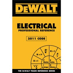 DEWALT - Electrical Professional Reference  2011 Edition - DXRG57514