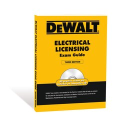 DEWALT - Electrical Licensing Exam Guide Based on the NEC 2011 - DXRG57550