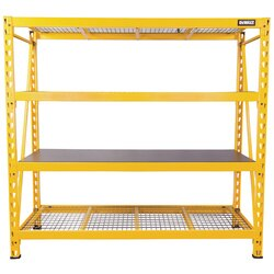 DEWALT - 4Shelf 6 Industrial Storage Rack - DXST10000