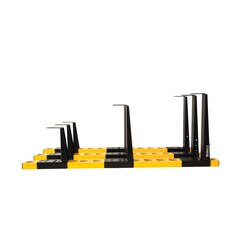 DEWALT - 3 PC WALL MOUNT CANTILEVER RACK - DXSTACLR