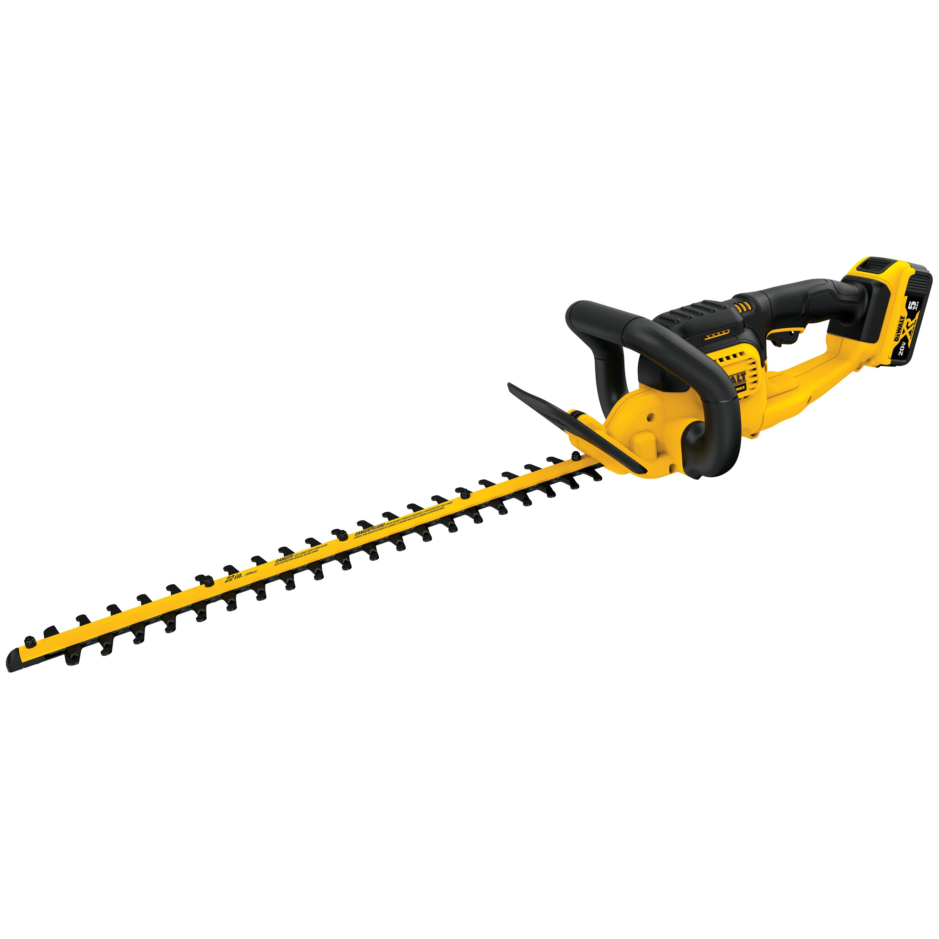 20V MAX* Lithium Ion Hedge Trimmer (5 0Ah)