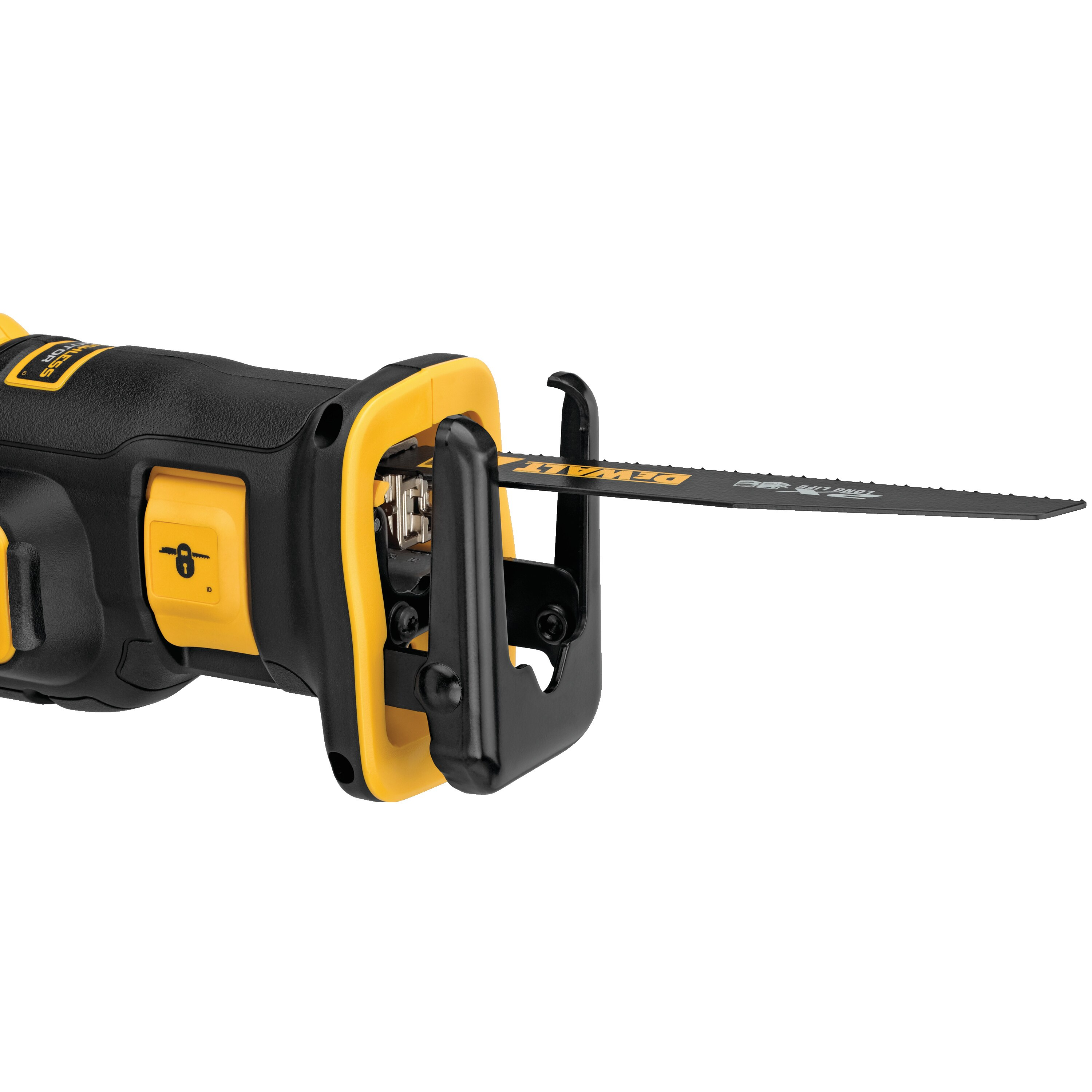 20V MAX* XR® Brushless Compact Reciprocating Saw (Tool Only)