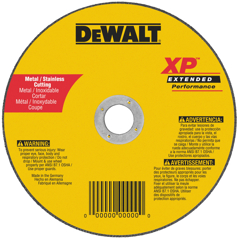 "DWA8050 3 STAINLESS CUT-OFF WHEELS DeWALT 4/"" x .045/"" x 5//8/"" METAL"