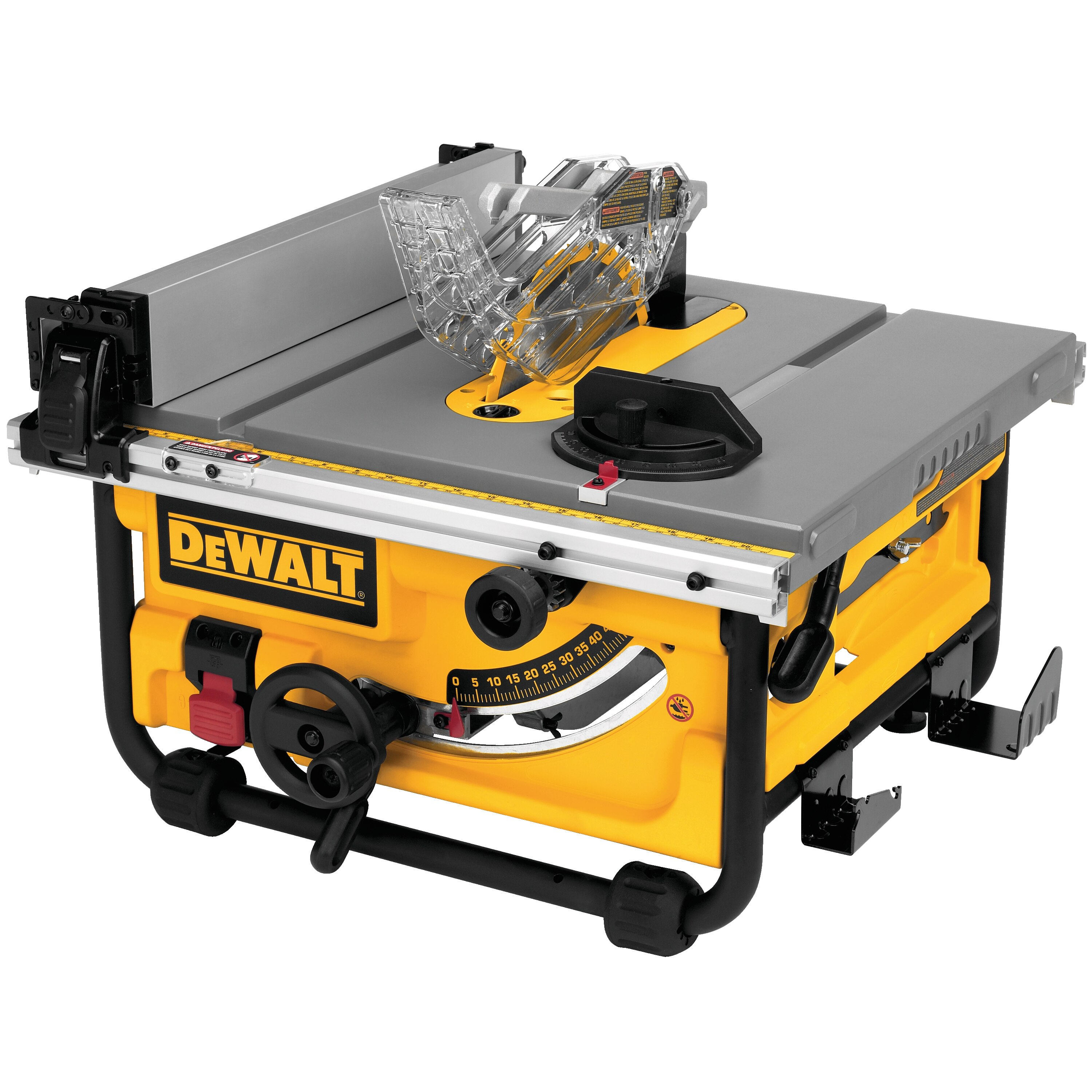 Excellent 10 Compact Job Site Table Saw With Site Pro Modular Guarding System Squirreltailoven Fun Painted Chair Ideas Images Squirreltailovenorg