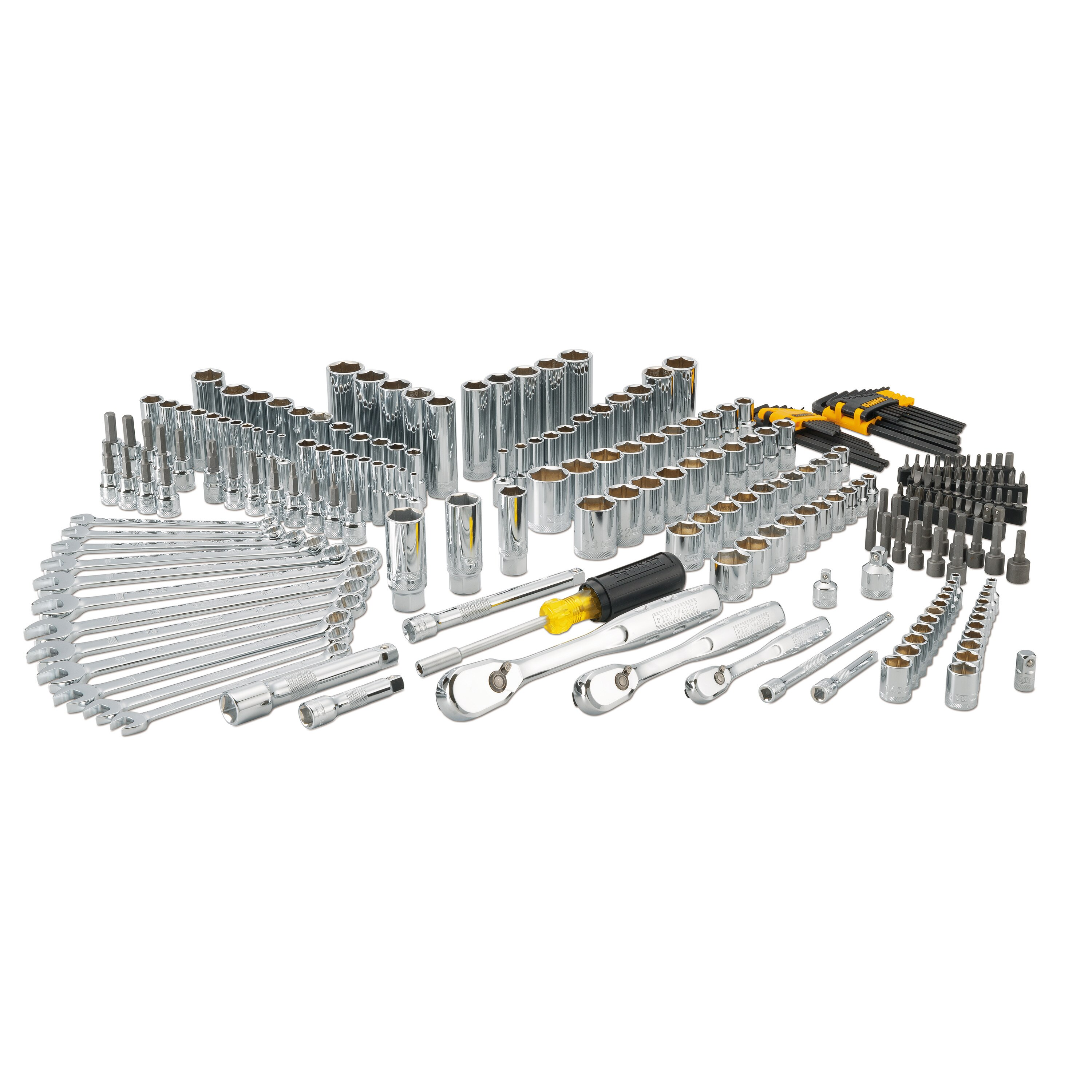 DEWALT - 247 pc Mechanics Tool Set - DWMT81535