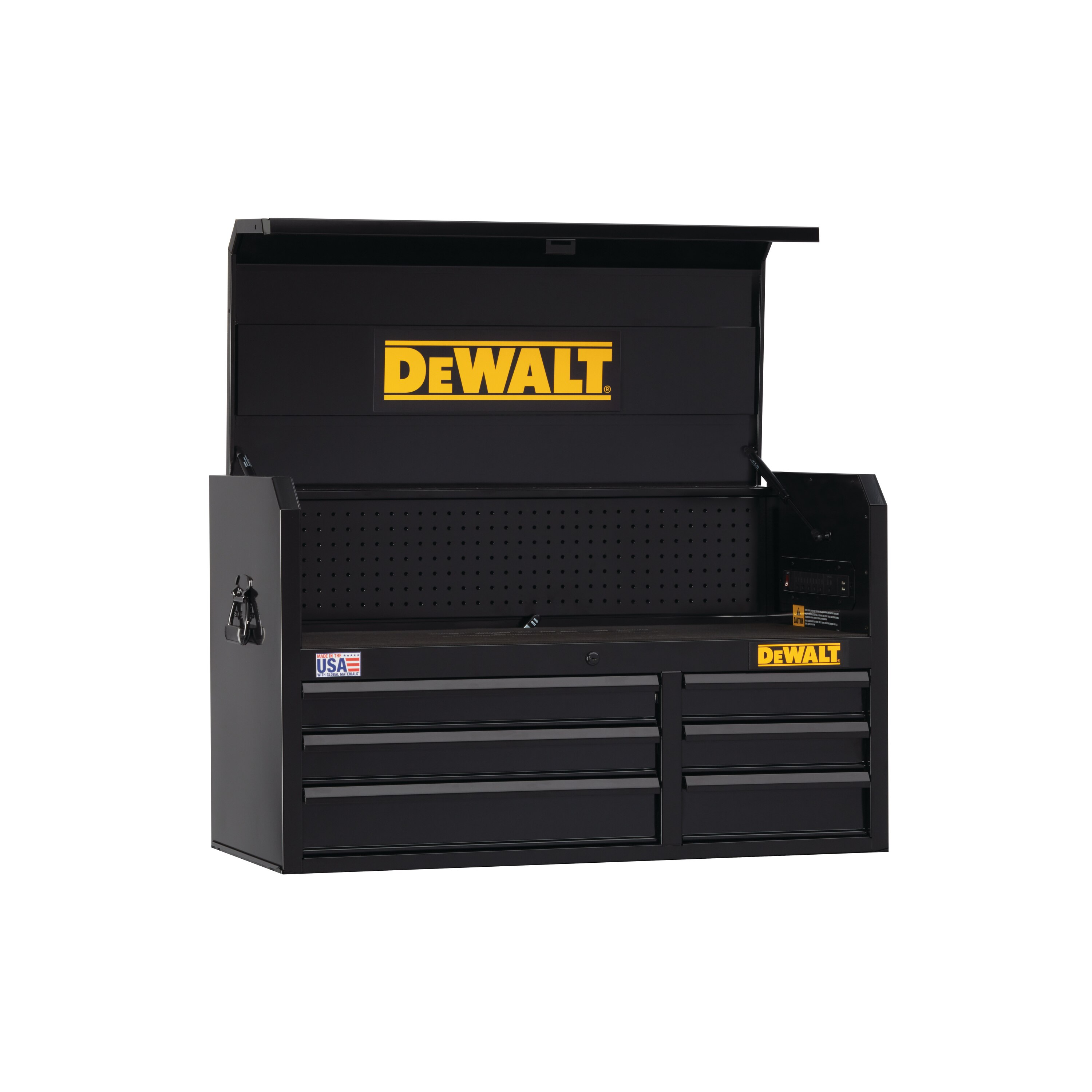 Outstanding 41 In Wide 6 Drawer Tool Chest Dwst24062 Dewalt Ibusinesslaw Wood Chair Design Ideas Ibusinesslaworg