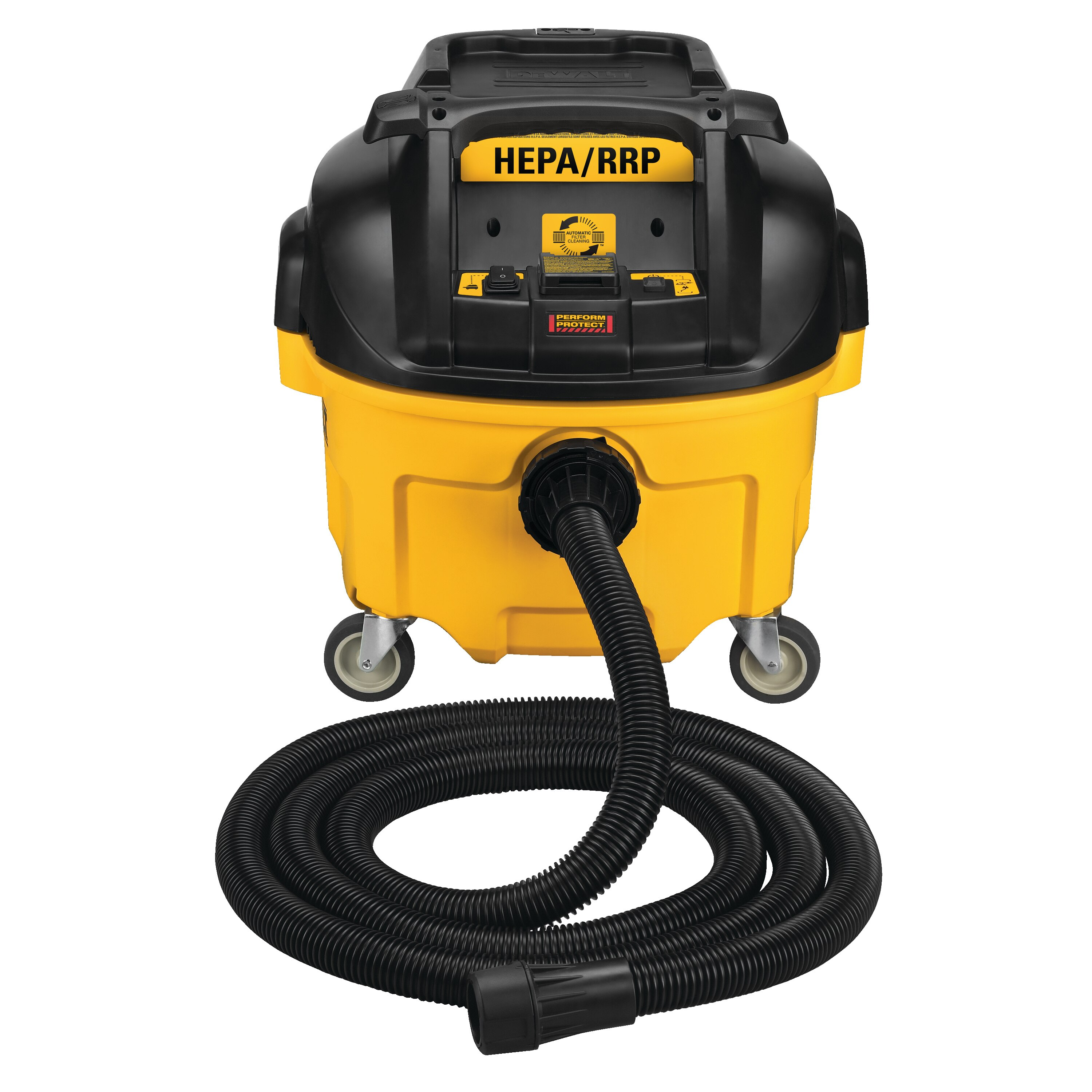 Dewalt Dust Extractor >> 8 Gallon Wet Dry Hepa Rrp Dust Extractor