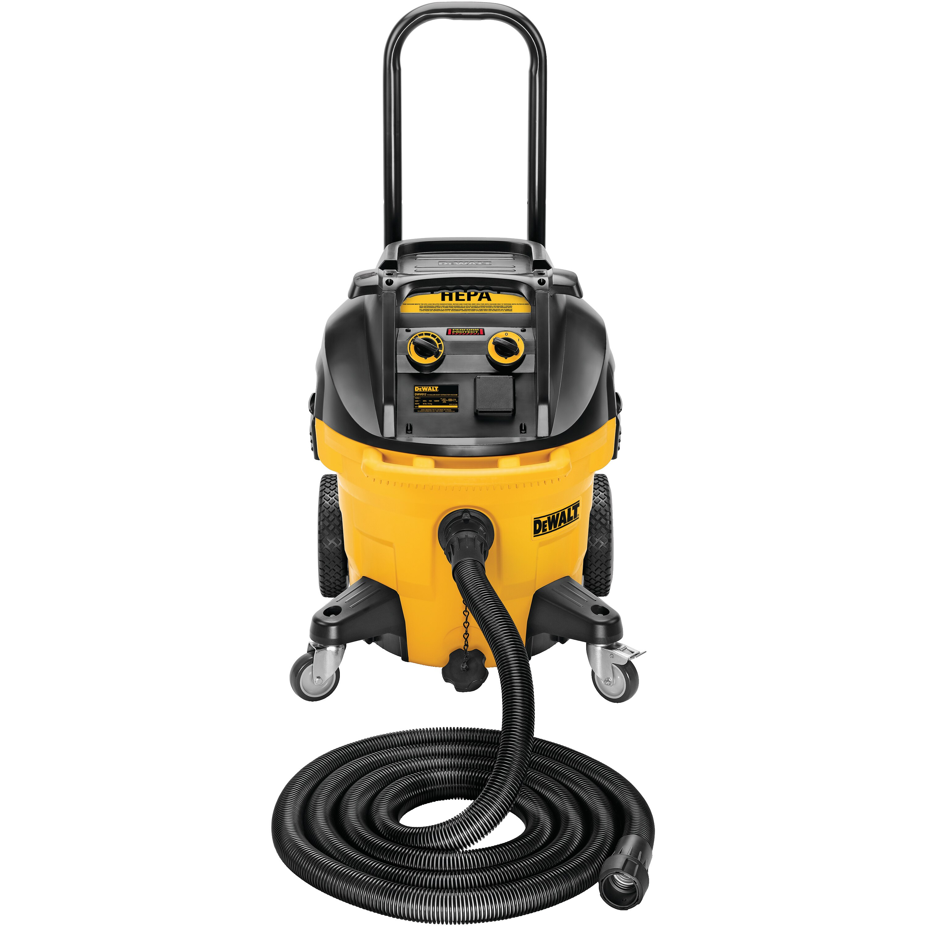 Dewalt Dust Extractor >> 10 Gallon Wet Dry Hepa Rrp Dust Extractor